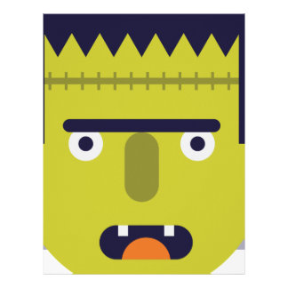 Angry Monster Letterhead