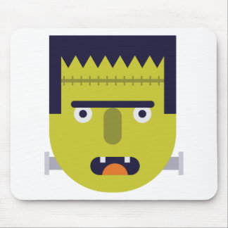 Angry Monster Mouse Pad