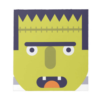 Angry Monster Notepad