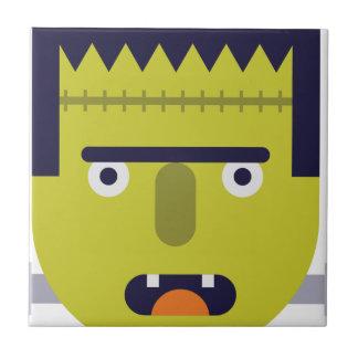 Angry Monster Tile