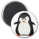 Angry Penguin Refrigerator Magnets