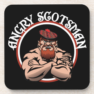 Angry Scotsman 2015 Coaster