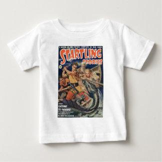 Angry Sea Dragon Baby T-Shirt