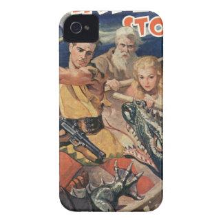 Angry Sea Dragon iPhone 4 Covers
