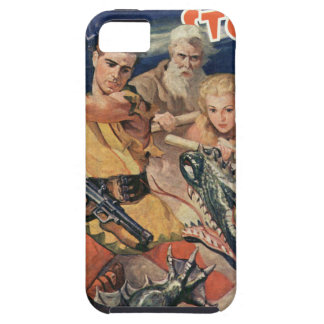 Angry Sea Dragon iPhone 5 Covers