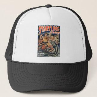 Angry Sea Dragon Trucker Hat