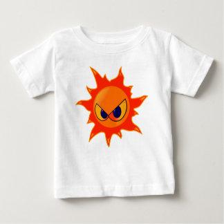 Angry Sun Baby T-Shirt