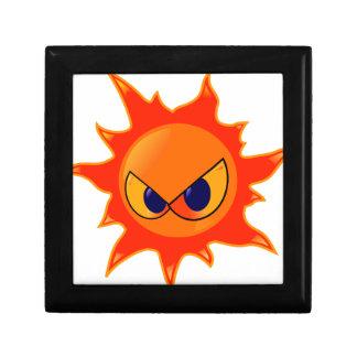 Angry Sun Gift Box