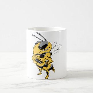 Angry Super Bee Coffee Mug
