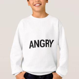 Angry Sweatshirt