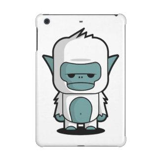 Angry Tiny Yeti iPad Mini Cover