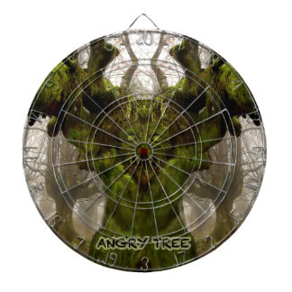 Angry Tree Gifts multiple Products selected Dart Board