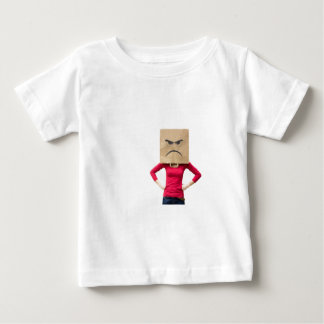 Angry woman baby T-Shirt