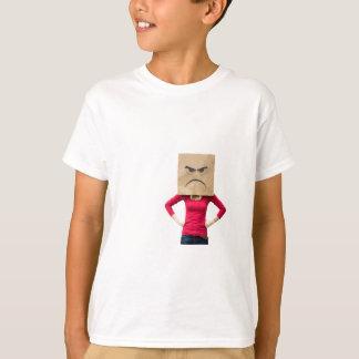 Angry woman T-Shirt