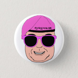 @AngrySalmond Badge 1 Inch Round Button