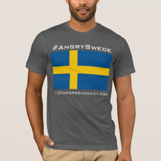 #AngrySwede T-shirt (Dark)