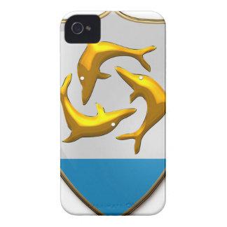 Anguilla Case-Mate iPhone 4 Case