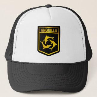Anguilla Emblem Trucker Hat