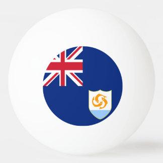 Anguilla Flag Ping-Pong Ball
