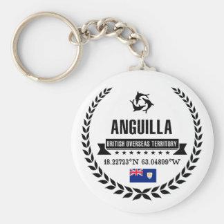 Anguilla Keychain