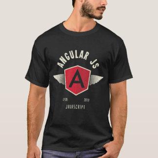 Angular.js Vintage for programmers T-Shirt