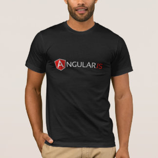 AngularJS T-Shirt (Dark Grey)