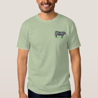 Angus Embroidered T-Shirt