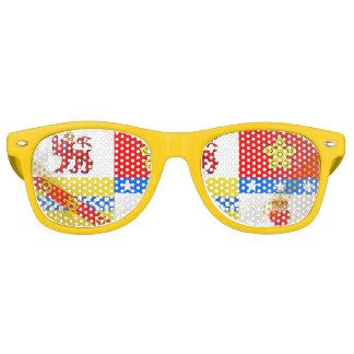 Angus Retro Sunglasses