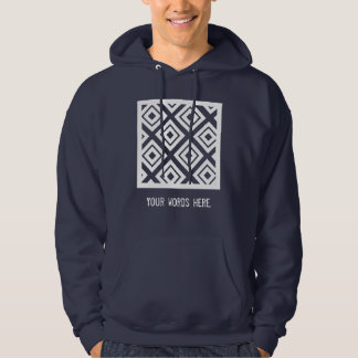 Ani Bere | Symbol of Diligence And Perseverance Hoodie