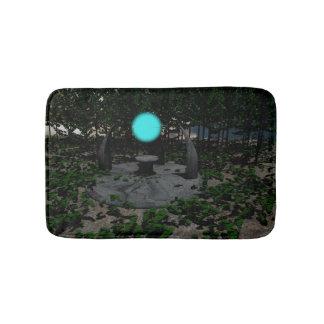 anicent altar bathroom mat