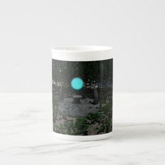 anicent altar tea cup