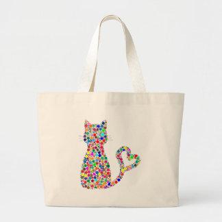 animal-1301824 large tote bag