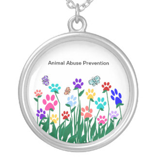 Animal Abuse Prevention Necklace