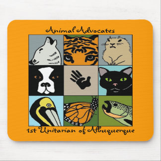 Animal Advocates mousepad