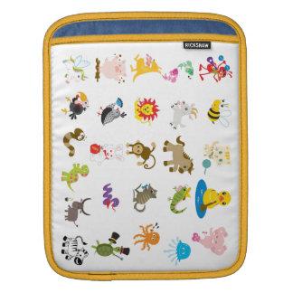 Animal Alphabet iPad Case