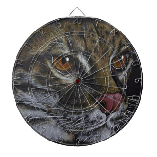 Animal Art Dartboard