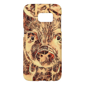 Animal ArtsStudio- amazing piglet Samsung Galaxy S7 Case