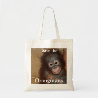 Animal Babies Rescue Tote Bag