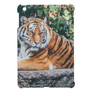 Animal Big Cat Safari Tiger Wild Cat Wildlife Zoo iPad Mini Case