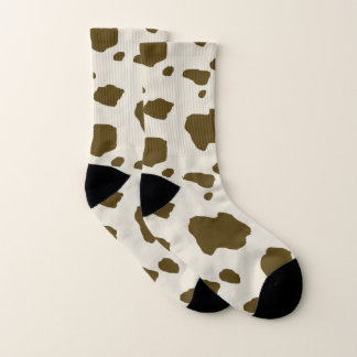 Animal Brown Cow Spots 1