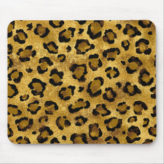 Animal  Cheetah Skin print Mouse Pad