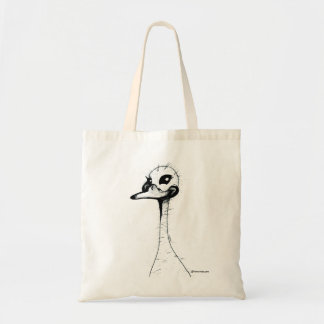 Animal Collection - Ostrich Tote Bag