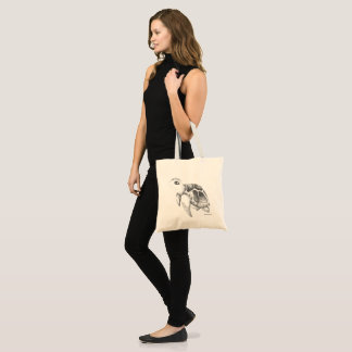 Animal Collection - Sea Turtle Tote Bag