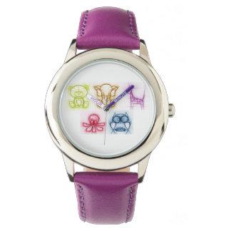 Animal Colors Watch