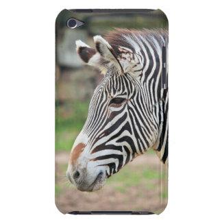 Animal de zèbre étuis barely there iPod