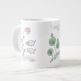 Animal Doodles Mug