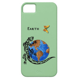 Animal Earth Case For The iPhone 5