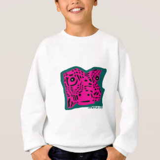 animal face sweatshirt
