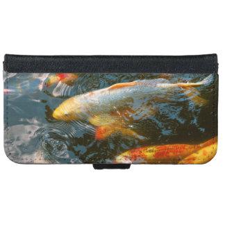 Animal - Fish - Bestow good fortune iPhone 6 Wallet Case