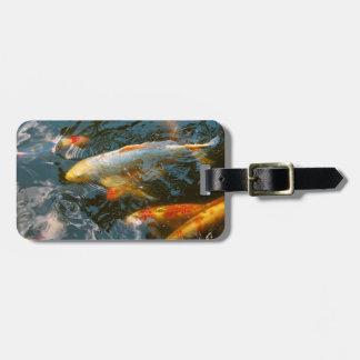 Animal - Fish - Bestow good fortune Luggage Tag
